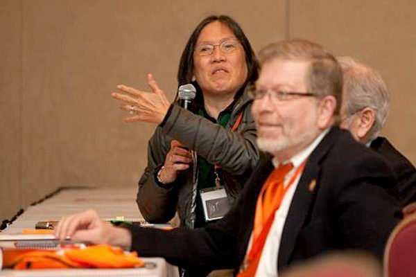 Valerie Chang at COPD8USA Conference